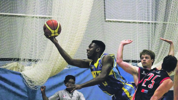 Basketball: QM halt Imperial march