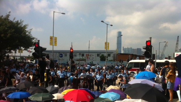 Reflections on the Umbrella Revolution
