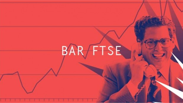 Bar FTSE at Drapers: Just Harmless Fun?