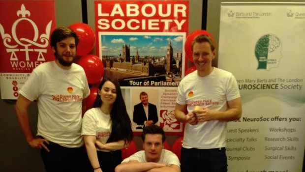 Labour Society membership surges almost three-fold