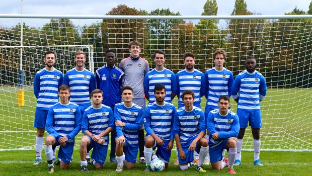 QMFC 1's Kick Off BUCS League With 2-1 Win