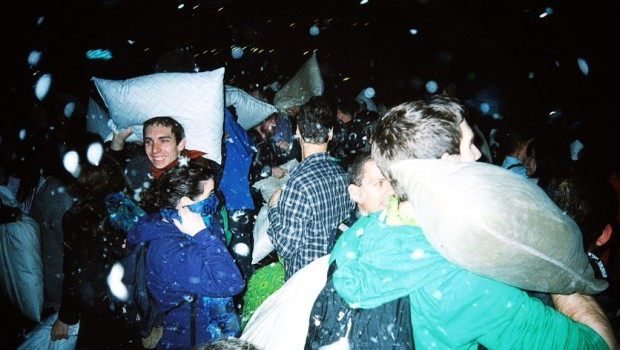 Is A Pillow Fight An Insensitive Guilty Pleasure?