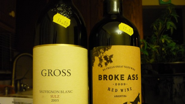 "Survey Finds ""Realising You Bought 7% Wine"" To Be The Number One Sh*t Thing"