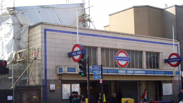 Queen Mary Student Launches Petition To Make Mile End Station Step Free