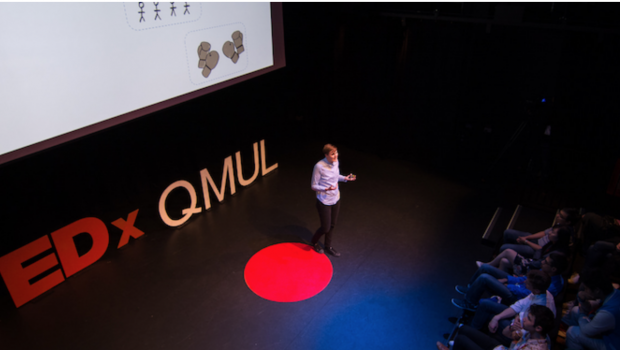 Feel The Force with TEDxQMUL