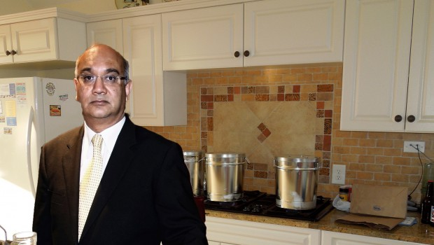 Cooking With Keith Vaz