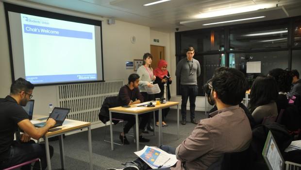 Student Council Vote Against Boycotting National Student Survey
