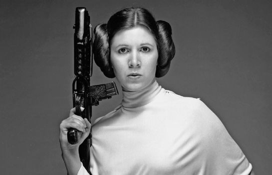 Carrie Fisher: So Much More Than Our Space Princess