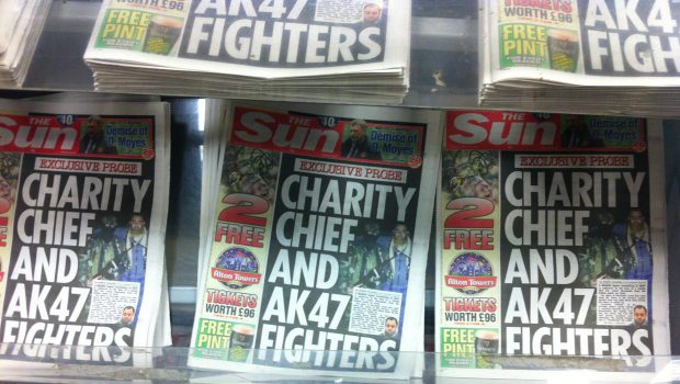 Queen Mary's newspaper ban – a closer look