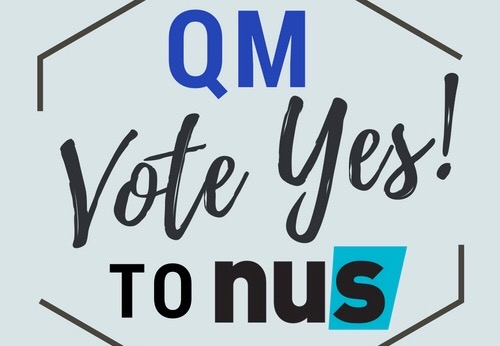 'Yes' to NUS – what now?