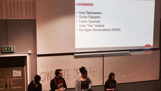 Four SU President Candidates, Four Distinct Campaign Videos