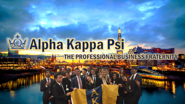 Alpha Kappa Psi: Greek life, but not like you know it