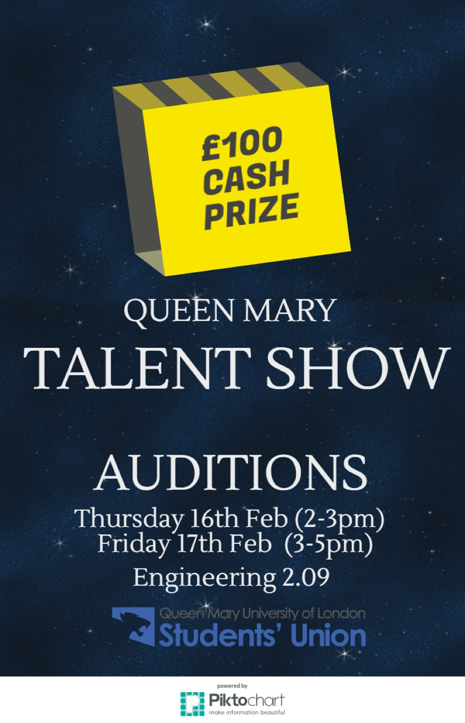 Queen Mary Talent Show