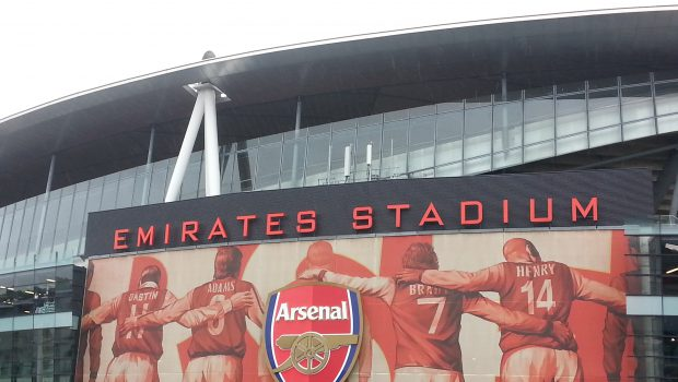 """What To Do On A Saturday?"" – The Emirates Cup"