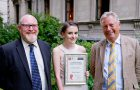 Seren Morris wins third prize in London Voices Journalism contest