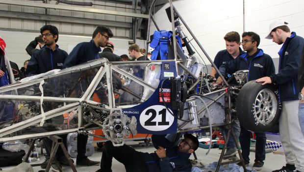 Queen Mary Formula Student Wins 'Best Newcomer Award'
