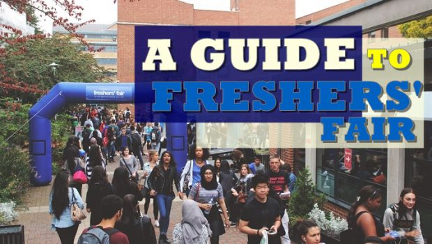 A Guide to Fresher's Fair
