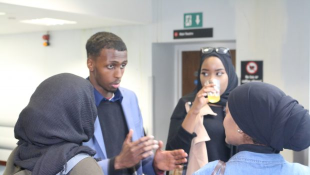 QMUL Somali Society: UCAS Day