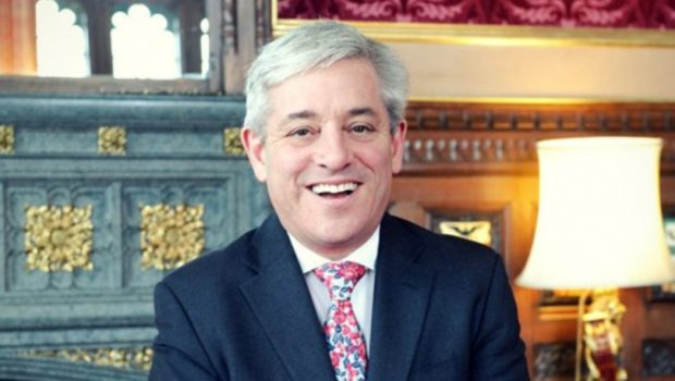 ORDER: John Bercow visits Queen Mary