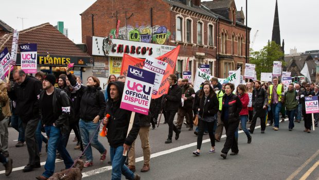 LISTEN: Queen Mary Principal Colin Bailey talks to Quest Radio about lecturer strikes