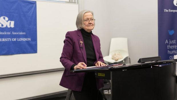 In conversation with Lady Hale of Richmond