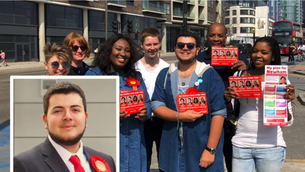 Politics student stands as council candidate in Newham
