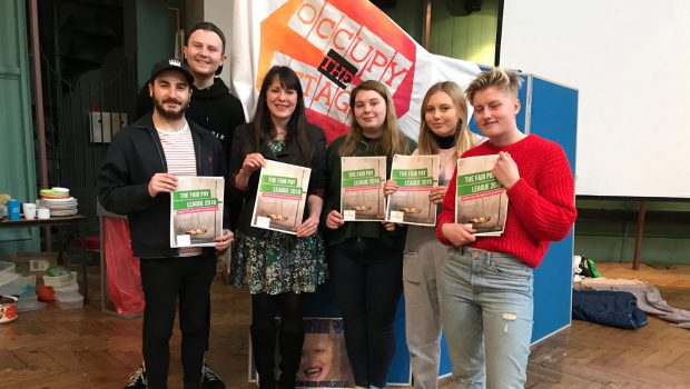 Green Party report launch disrupted by police