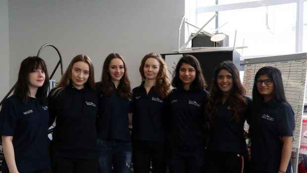 Formula 1 is not just for the boys: the women of Queen Mary Formula Student