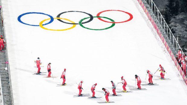 High-Tech Winter Sports