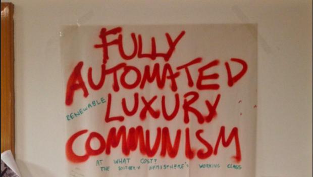 QM Marxist Society