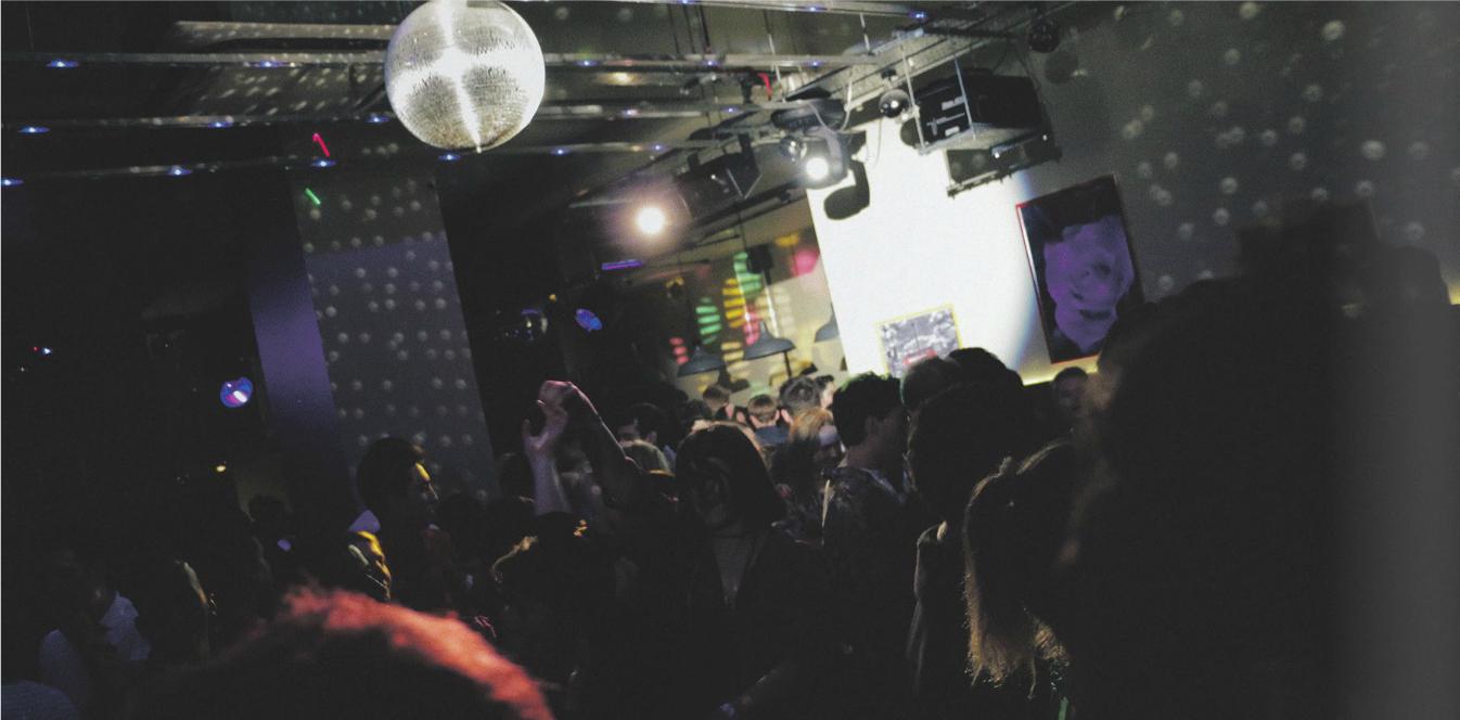 'You Should Be Dancing' at The Disco Society