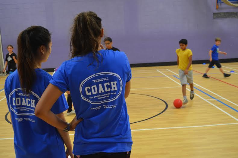 QMSU: Bringing Sport to the Community