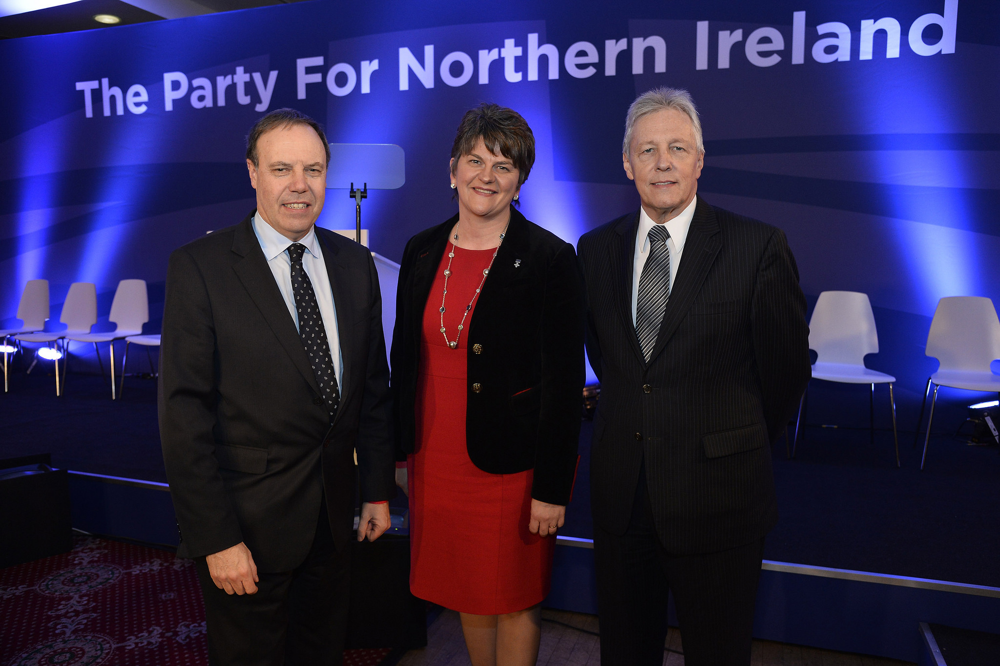 Who are the DUP and what do they want?