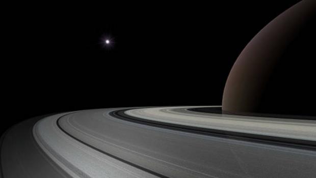 Cassini's Last Hurrah