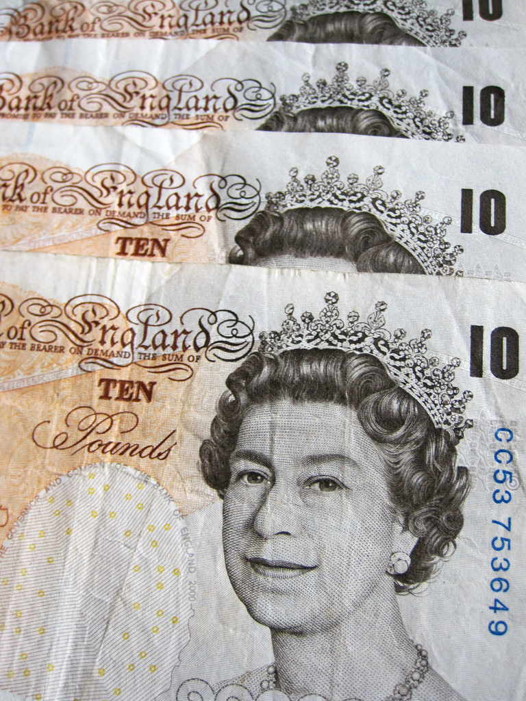 Last chance to spend your old £10 notes