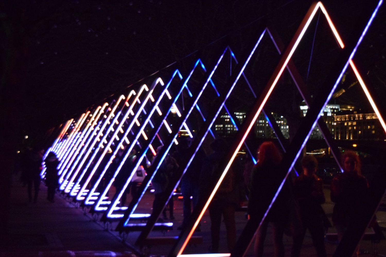 Lumiere illuminates London