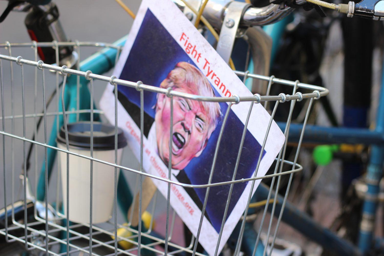 "President Trump is Democracy's ""final boss tier"", finds Brookings Institute"