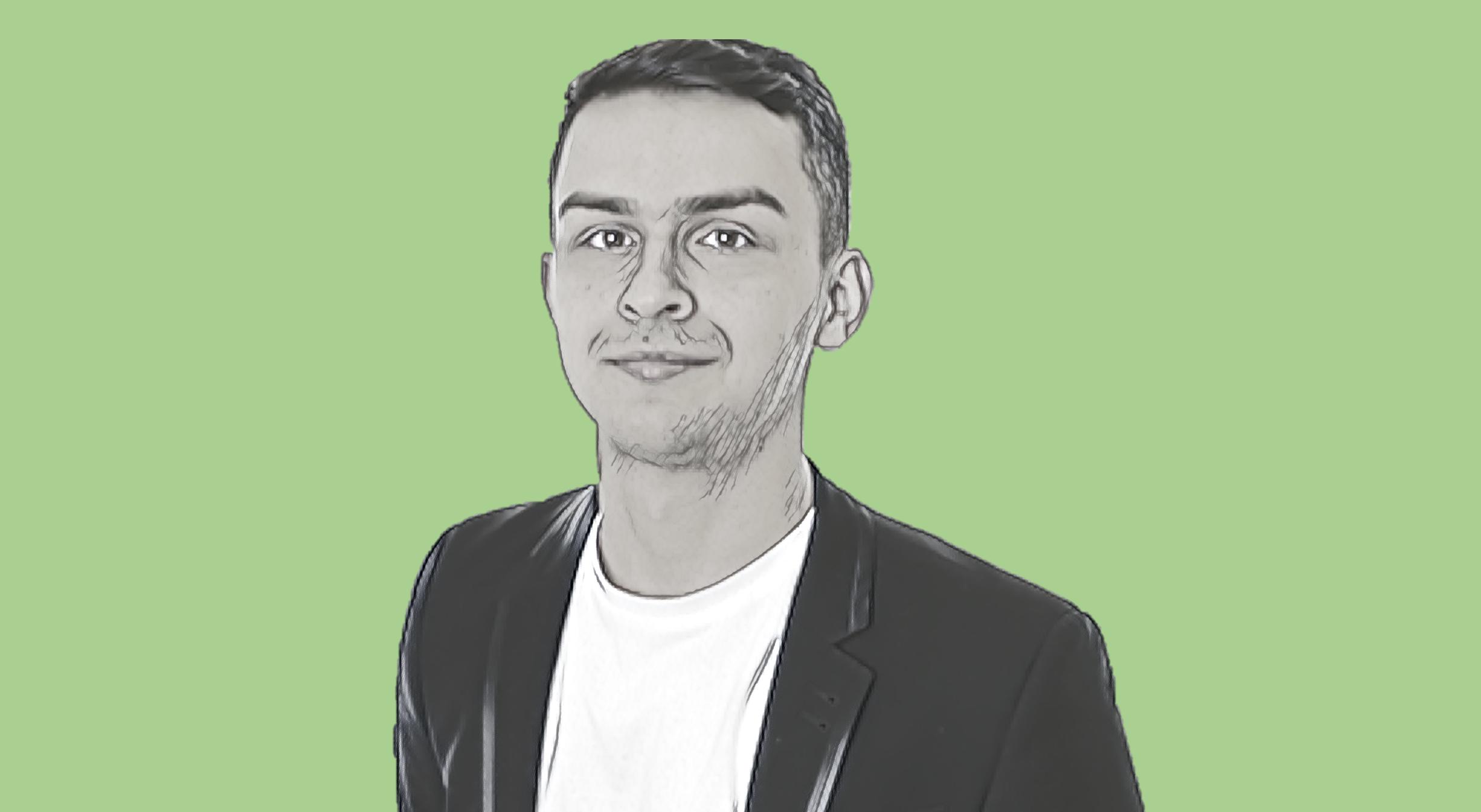 Meet Calin Butnaru - Candidate for Student Media Officer